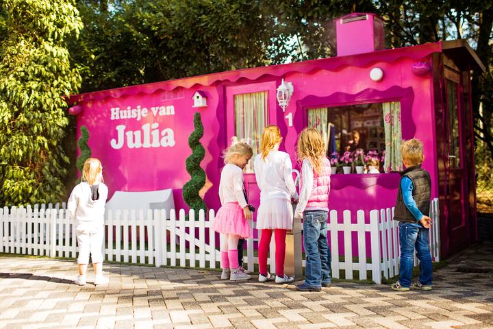 huisje - julia - kinderpretpark - julianatoren