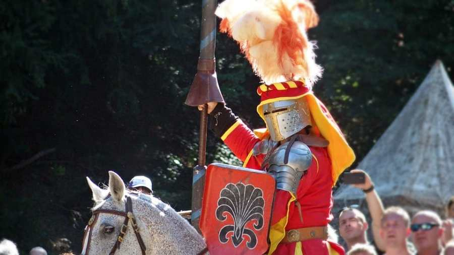 ridder - geschiedenis - reizen - puur van geluk
