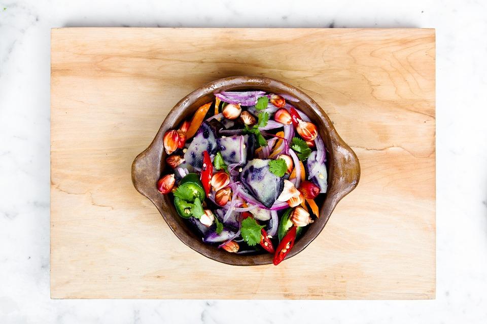 vegetarische recepten - puur van geluk