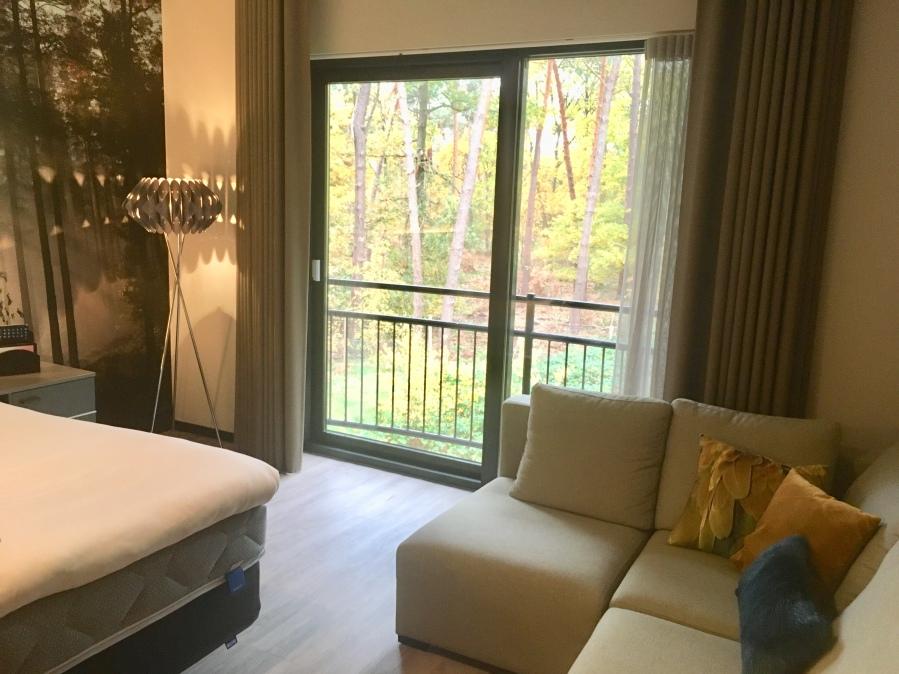 slaapkamer - golden tulip jagershorst - puur van geluk