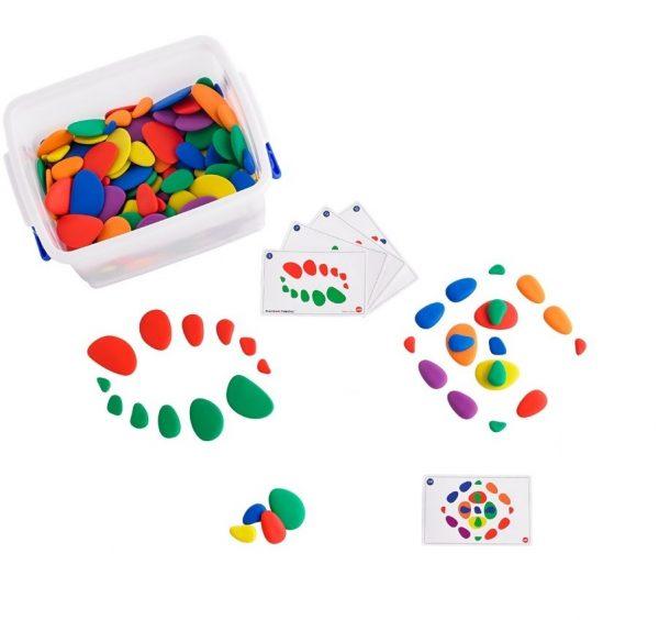 regenboog-stenen-spelenderwijs-kinderen-prikkels-verwerken-puurvangeluk