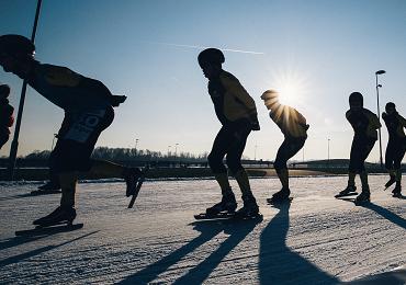 schaatslessen