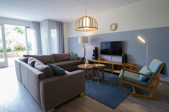 Woonkamer 6 pers. Suite Deluxe