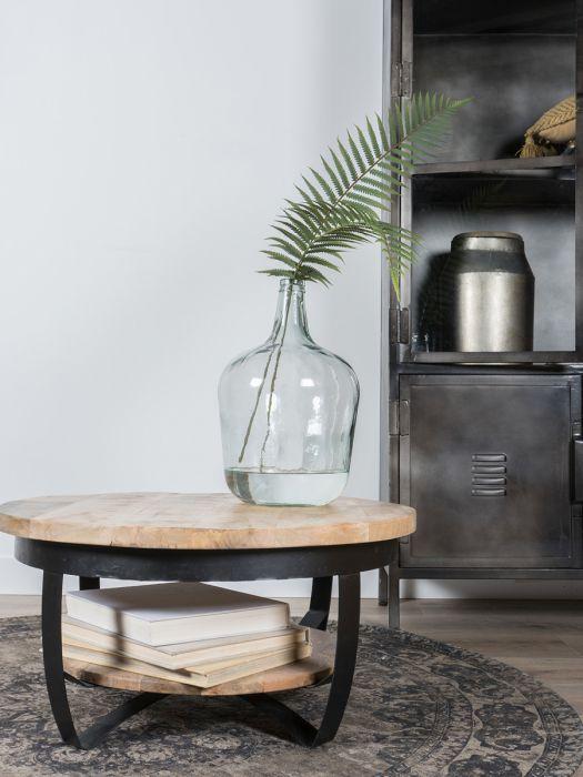 salontafel industrieel interieur 5 tips