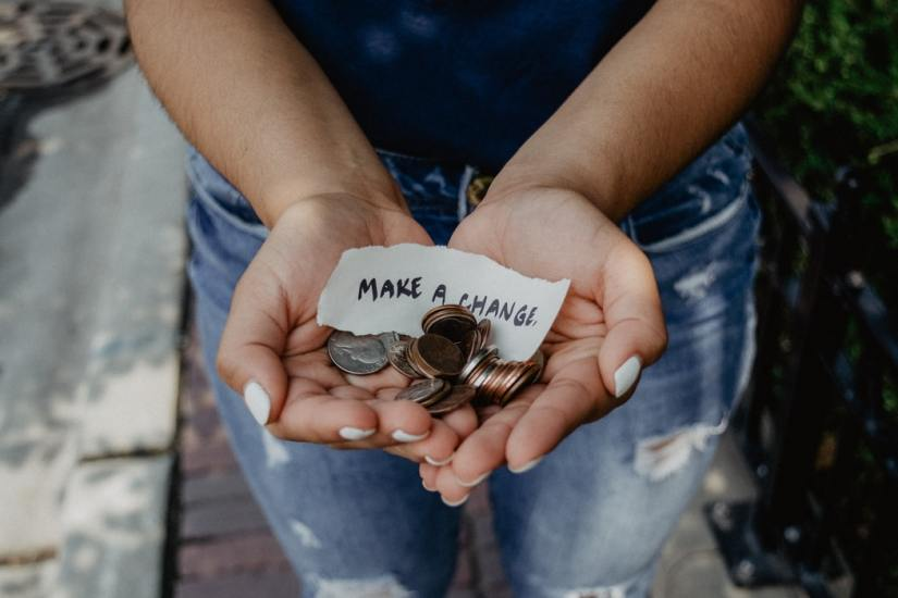 bewustwording sparen tips geld puur van geluk